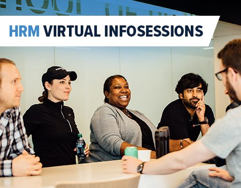 MSHRM Virtual infosessions